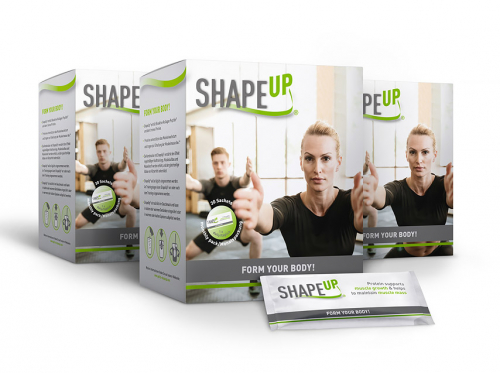 ShapeUp Nahrungsergänzungsmittel mit Kollagen